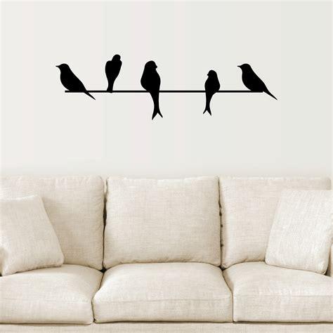 bird home decor bird wall decor diy gpfarmasi 847f130a02e6