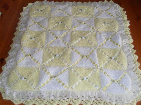 free pram blanket knitting patterns free baby pram blanket knitting patterns crochet and knit
