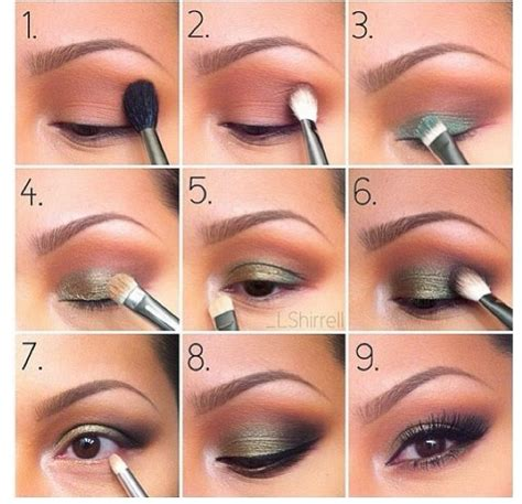Eyeshadow Application simple steps on applying eyeshadow how to apply the simple and