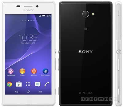 Hp Sony Ericsson Xperia M2 Aqua sony xperia m2 aqua specifications features and price