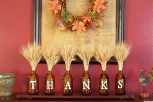 Decorating Ideas For Thanksgiving Thanksgiving Crafts Easy Decoration Idea That S On