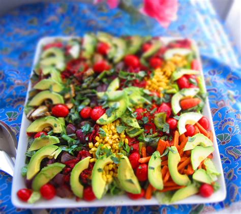 Is Zucchini A Root Vegetable - roasted vegetable salad for a crowd repurposed life