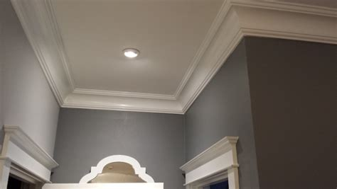 Concave Ceiling by Crown Molding Crown Moulding