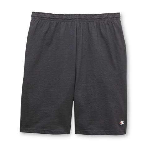 Champion Men S Jersey Athletic Shorts