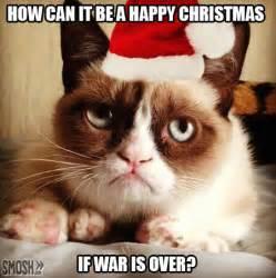Grumpy Cat Christmas Memes - the best of grumpy cat s christmas smosh