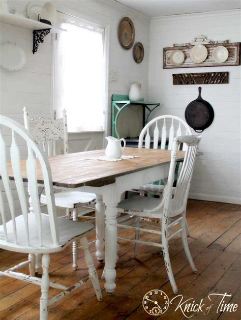 Small Farmhouse Kitchen Table Farmhouse Kitchen Tables To Diy With Amazing Farmhouse Style Knick Of Time