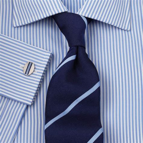 pattern shirt with striped tie how to match ties to suits and shirts the distilled man