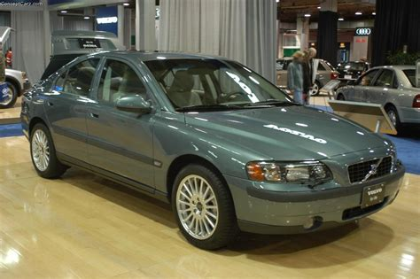 2003 volvo s60 information and photos momentcar