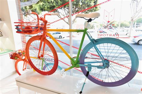 Design Milk Bike | bikes the new art canvas design milk