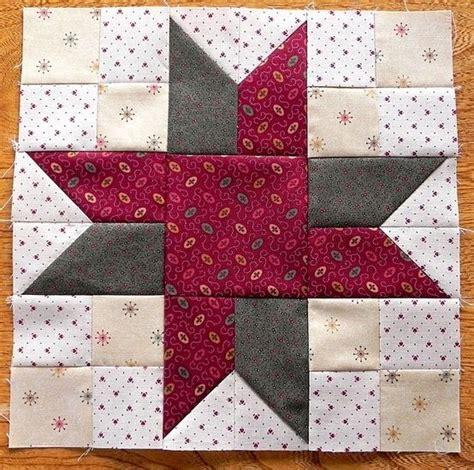quilt pattern on pinterest a star quilt block quilt blocks and patterns pinterest