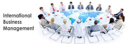 International Business Manager by Pgdm In International Business