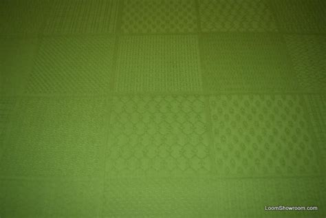 Green Upholstery Fabric Ralph Apple Green Patchwork Matelasse Heavy Pocket