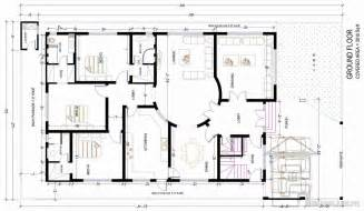 Design House Floor Plans 1 Kanal House Map Gharplans Pk
