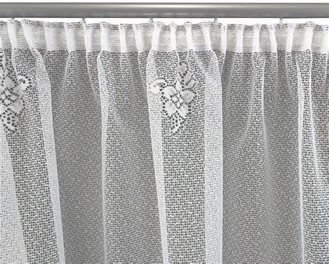 weiße gardinen mit kräuselband gardinen deko 187 gardine nach ma 223 mit faltenband pictures