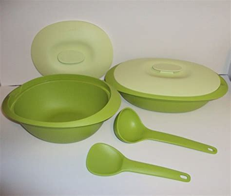 Tupperware Blossom Saucy Dish best serving dishes set out of top 21