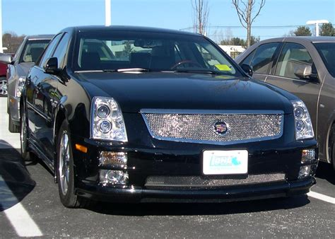 how to work on cars 2006 cadillac sts transmission control cadillac sts v wikipedia