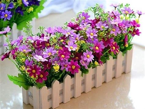 decorazioni con fiori decorazioni fiori finti piante finte decorazioni fiori