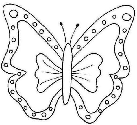 imagenes para pintar mariposas moldes de bonitas mariposas para pintar lodijoella