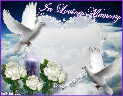 59 Best Images About Photo Frame Rip On Pinterest Virginia Nancy Dell Olio And Romantic Love In Loving Memory Picture Templates