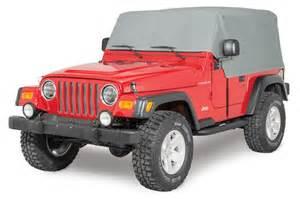 Jeep Cab Cover Quadratec