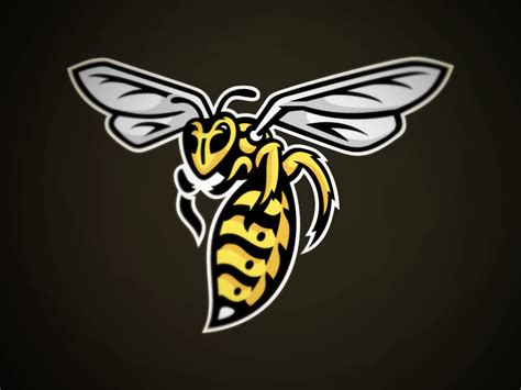 design a jacket logo fairview yellow jackets by micah sledge dribbble
