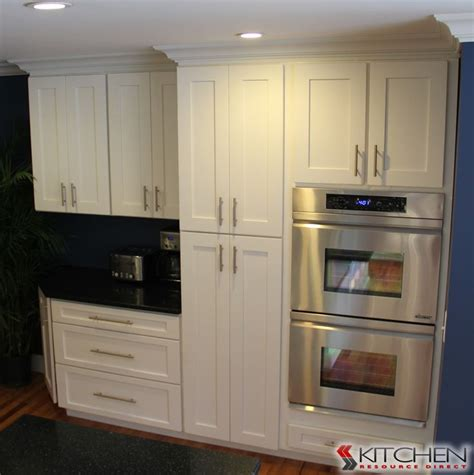 Feature Wall Cabinet by Great Wall Of Cabinets With Plenty Of Storage Deerfield
