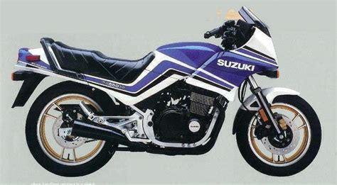 Suzuki 550 Gsx Suzuki Gsx 550 Ef 1984 Fotos Y Especificaciones T 233 Cnicas