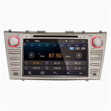 Android 44 System Car Unit Dvd For Toyota Corolla Camry Fortuner autodvdgps car dvd players car electronics more