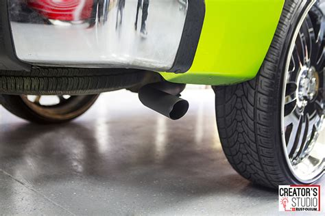 spray paint for exhaust pipe how to clean and paint your exhaust pipe in minutes