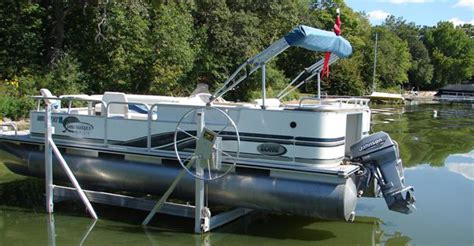 boat repair tower mn our products docks lifts accessories