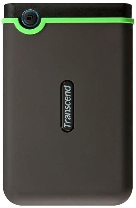 Hardisk Transcend 2 transcend storejet 25m3 2 5 inch 1 tb external disk