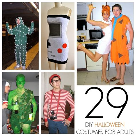 Handmade Costumes For Adults - 200 diy ideas c r a f t