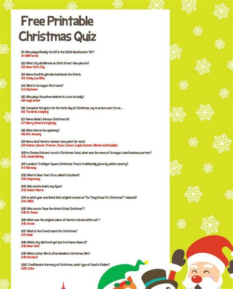 25 best ideas about christmas quiz on pinterest