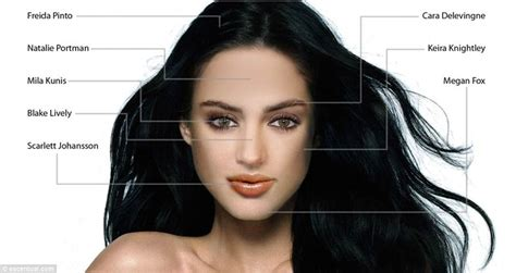 Toaster Definition Picture Shows Ideal Female Face According To Men And Women