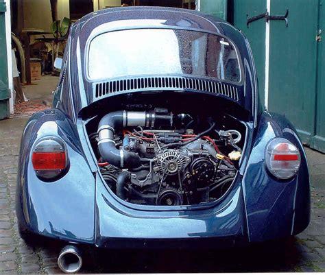 Vw With Subaru Engine Subaru Engines In Beetles Which Engine To Choose