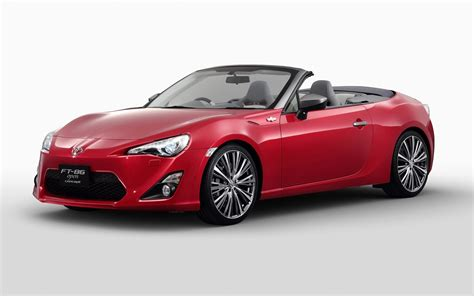 Toyota Ft 86 Toyota Ft 86 Open Concept 2013 Wallpaper Hd Car Wallpapers