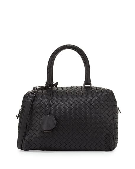 Bottega Veneta Vachette Medium Pouch Black bottega veneta olimpia medium napa leather shoulder bag black