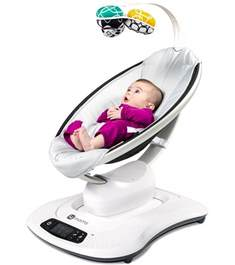 four moms baby swing 4moms mamaroo 4 baby swing classic grey