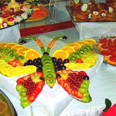 butterfly fruit presentation is everything especially