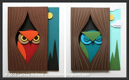 Paper Craft Tutorials Free - new paper craft 3d owl paper craft free tutorial and