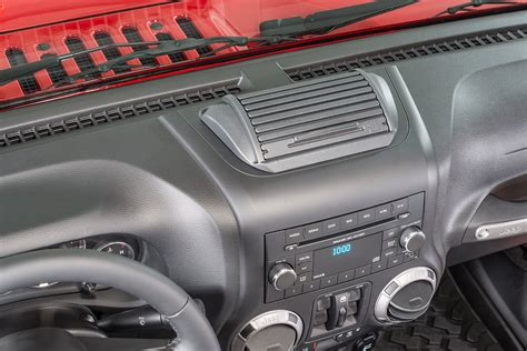 jeep wrangler console vertically driven products 31800 roll top dash storage