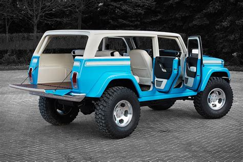 jeep chief the jeep chief concept pretty awesome in my opinion