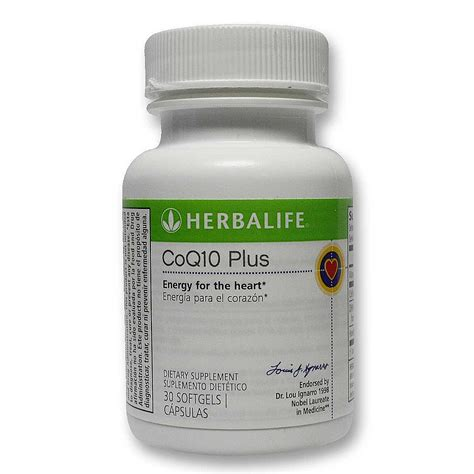 Vitamin Herbalife Herbalife Coq10 Plus 30 Softgels Evitamins
