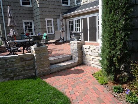 Wall Display Paver Patios Minnesota Outdoor Solutions