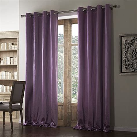grommet topped curtains iyuegou contemporary girl eco friendly grommet top lining