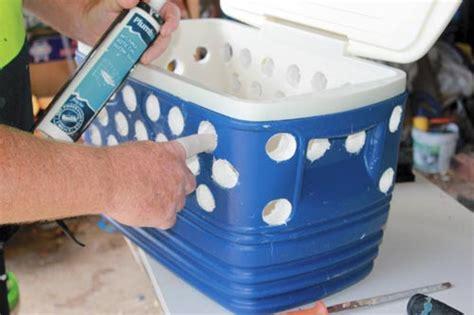 diy evaporative cooler diy evaporative cooler cer trailer australia water cooler like a sw cooler but diy