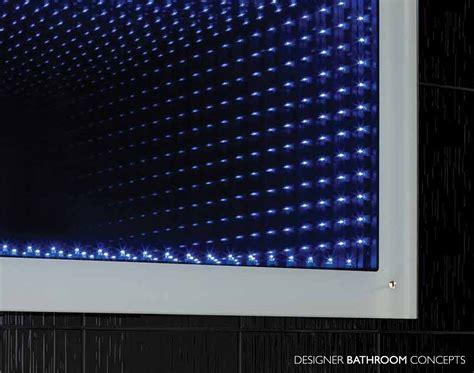 Lu Led Disco lucio infinity led bathroom mirror lq362