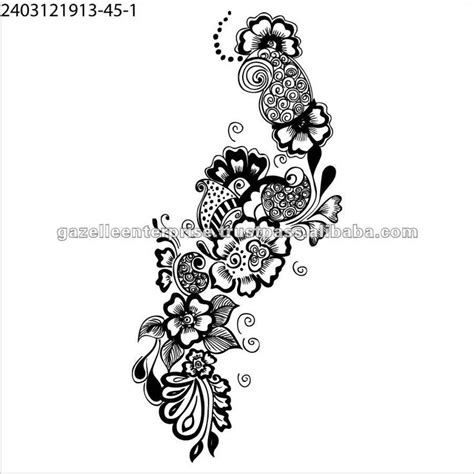henna tattoo and water water based arabic design 1607120103 ideas