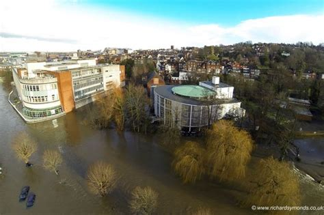 houses to buy guildford in pictures flooding in surrey the view from above get surrey