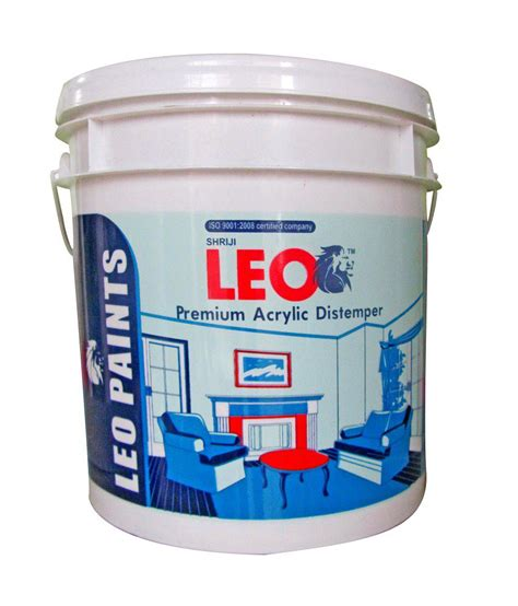 buy leo paints distemper 20 kg at low price in india snapdeal
